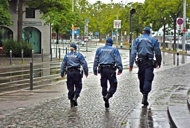 dowcipy o policjantach