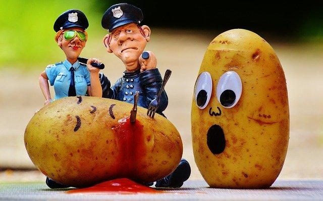 Dowcipy o policji