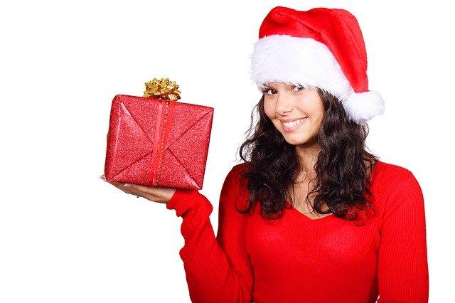 Wesoły Święty Mikołaj